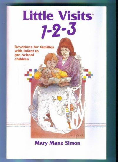 Little Visits 1 2 3 Mary Manz Simon Concordia Infant to Preschool Devotionals location28
