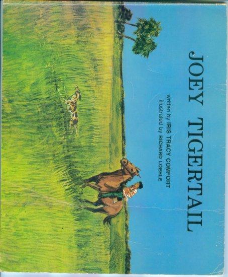 JOEY TIGERTAIL ~ Iris Tracy Comfort ~ Ginn and Company Reading 360 Magic Circle Books Level 7 Unit 5
