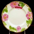 "China Salad Plate 7 7/8"" ~ Franciscan Dinnerware ~ Desert Rose ~ Dinnerware Dishes"