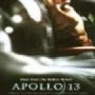 Apollo 13 VHS Tom Hanks Kevin Bacon Bill Paxton Gary Sinise Ed Harris Suspense Thriller 900-10s