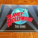 Planet Hollywood Milton Bradley Board Game Complete Like New loc4