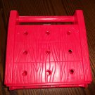 Fisher Price Screwy Looey Replacement Tool Case Red location44 Toy