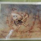 Fairy Illustration From A Midsummer Nights Dream by artist Arthur Rackham locationupst