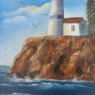 """Cape Disappointment Lighthouse"""
