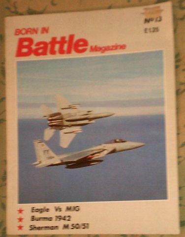 Born In Battle Magizine  Sept-Oct 1980