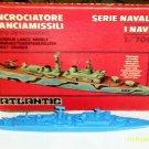 1/700 Missile Destroyer Devonshire Model by Atlantic