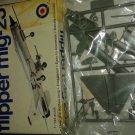 1/144 Mig-23  Vintage Jet Fighter by Entex Models