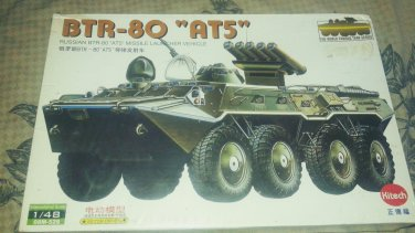 "1/48 Kitech BTR-80 ""AT5"""