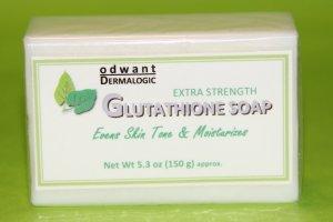 Glutathione Soap Bar for Skin Whitening