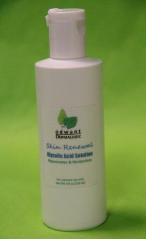 Glycolic Acid Solution Anti Aging Anti Wrinkle Anti Acne Moisturizer