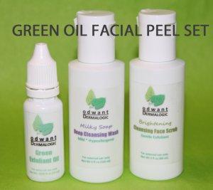 Peeling Kit Facial Peel Exfoliant Set US Seller