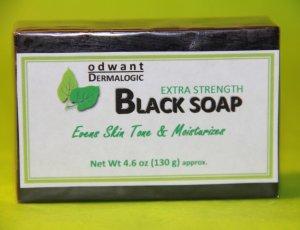 Black Pearl Soap Bar for Melasma and Hyperpigmented Skin