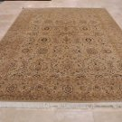 9x12 RUG FINE PERSIAN VEGETABLE DYE GHAZNI WOOL BEIGE