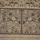 10x13 BEIGE GRAY GREEN AREA RUG OW PINNACLE NEW TRADITIONAL PERSIAN CARPET