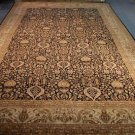 12x18 WOOL AREA RUG PERSIAN HANDMADE SAROUK FINE NEW