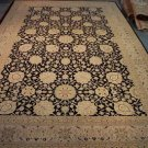 12x18 VERY FINE WOOL AREA RUG PERSIAN HANDMADE PAKISTAN