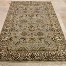 6x9 WOOL AREA RUG MASTERPIECE HANDMADE PERSIAN GREY