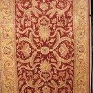 6x9 WOOL AREA RUG PERSIAN VEGETABLE DYE CHOBI PESHAWAR