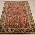 NEW 4x6 WOOL AREA RUG FINE HANDMADE PERSIAN MASTERPIECE