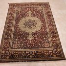 NEW 4x6 FINE PERSIAN HAND SPUN WOOL AREA RUG HANDMADE