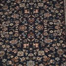 "26"" WIDE UNBOUND RUNNER NAVY BEIGE BUY BY LINEAR FT NEW"