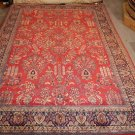 10x14 WOOL RUG PERSIAN SAROUK HANDMADE AREA FINE NEW