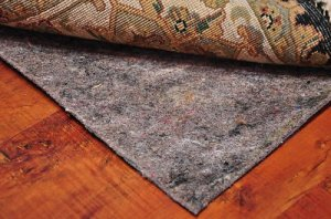 NEW 12x15 FELT RUG PAD FOR USE ON HARDWOOD OR LAMINATE