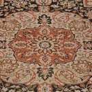 8x10 WOOL HANDMADE AREA RUG RUST MASTERPIECE PERSIAN