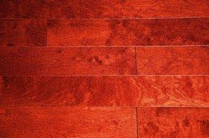 "1/2"" Cherry Engineered 4"" Wide 1.5mm Top Layer Birch Real Wood Flooring"