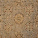 6x8 AREA RUG WOOL HANDMADE VEGETABLE DYE CHOBI BEIGE