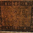 9x12 RUG HANDMADE PERSIAN JAIPUR LIGHT GREEN BROWN RED