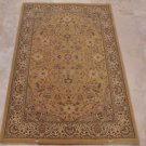 3x5 AREA RUG PERSIAN BEIGE IVORY DENSE PILE FLORAL ISPAHAN/ISFAHAN STYLE OLEFIN