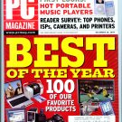 PC Magazine December 28, 2004 - Back Issue - BEST of the Year