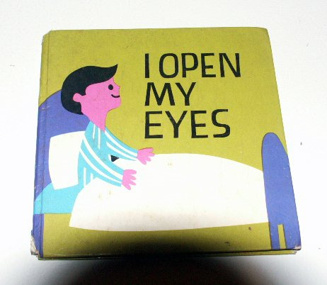 I Open My Eyes by Gordon Stowell (1968) A.R. Mowbray