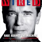 Wired Magazine September 2004 - Back Issue - Arnold Schwarzenegger