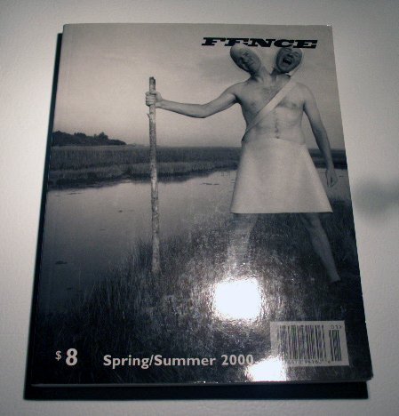 FENCE Magazine Book - Issue Spring/Summer 2000 Volume 3 - Number 1 - Editor Rebecca Wolf