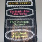 Rumer Godden - The Battle of Villa Fiorita - The Greenage Summer - An Episode of Sparrows