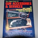 Gun Digest Book of Accessories & Services by Joseph J. Schroeder, Robert S.L. Anderson