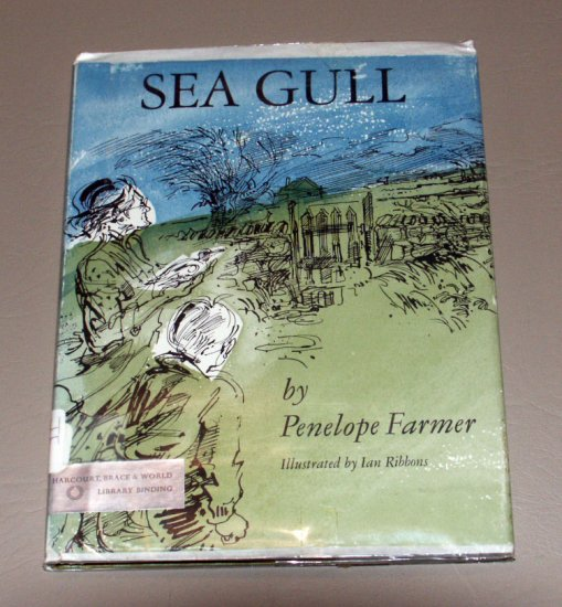 SEA GULL by Penelope Farmer - James J. Spanfeller, Ian Ribbons