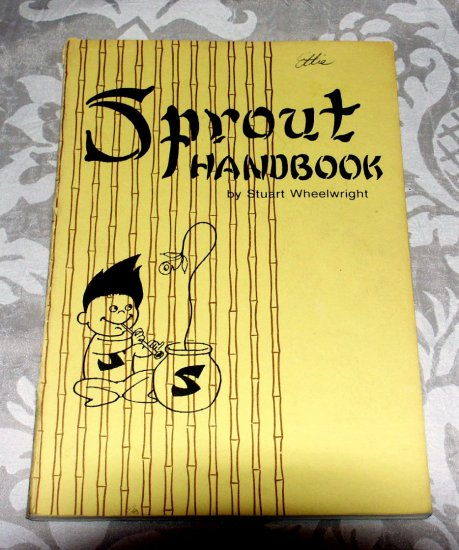 Sprout Handbook by A. Stuart Wheelwright (1968)