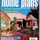 Best Selling HOME PLANS from Home Magazine - Small Home Collection