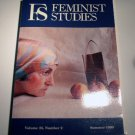 FS FEMINIST STUDIES Journal Volume 25 No. 2 Summer 1999