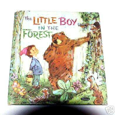 The Little Boy in the Forest by David Harrison - Richard N. Osborn
