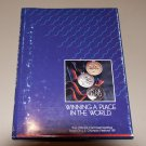 Winning A Place In The World - The Official Commemorative Book of U.S. Olympic Festival 1989