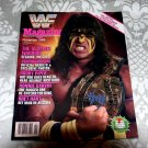 World Wrestling Federation WWF Magazine November 1989 - Andre the Giant, Koko, Roddy Piper