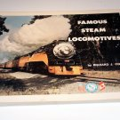 FAMOUS STEAM LOCOMOTIVES OF THE UNITED STATES AND CANADA by Richard J. Cook