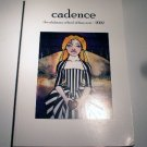 CADENCE the Alabama school of fine arts 2002 creative writing publication