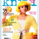 Vogue Knitting Summer 2006 Magazine Back Issue - The Art of Knitting - Portrait of an Artist