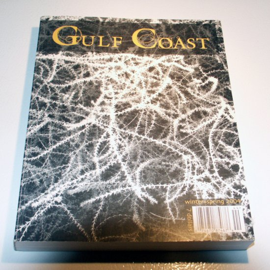 GULF COAST Vol 16 No. 1 Winter/Spring 2004 - Collections of literary essays, stories, poetry