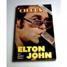 Elton John Circus magazine 1975 interview by Cathy Stein - Popular Library
